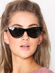 Le Specs Enchantress Solbriller Sort