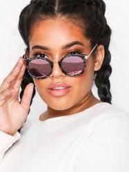 Le Specs Last Dance Solbriller Hvid