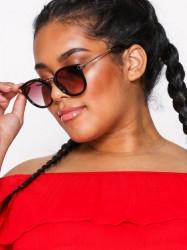 Le Specs Last Dance Solbriller Sort