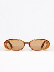 Le Specs Outta Love Solbriller Rød
