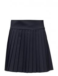 Lean Pleated Skirt