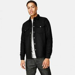 Lee Jeans Jakke - Wool Overshirt