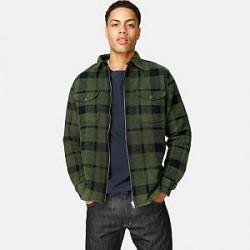 Lee Jeans Jakke - Wool Zip Overshirt