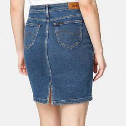 Lee Jeans Nederdel - Pencil Skirt