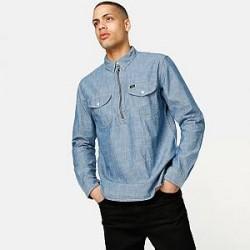 Lee Jeans Skjorte - Half Zip
