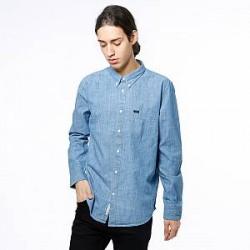 Lee Jeans Skjorte - Lee Button Down
