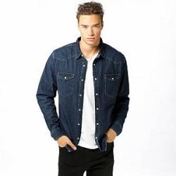 Lee Jeans Skjorte - Western