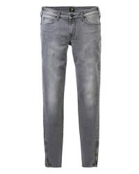 """Lee Pige Jeans L30HJBLK (Lysegrå, 33"""", 27/69)"""