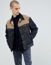 Lee Rider Denim Jacket Rinse - Blue