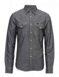 Lee Western Shirt Black