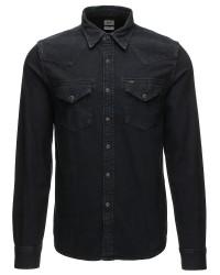 Lee Western shirt langærmet skjorte
