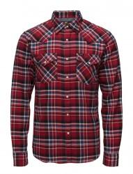 Lee Western Shirt Red Runner