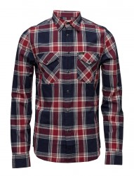 Lee Western Shirt State Blue