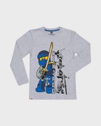 Lego wear langærmet T-shirt