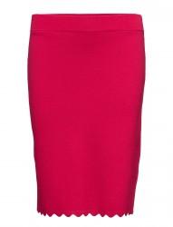 Lela Crepe Knits Pencil Skirt