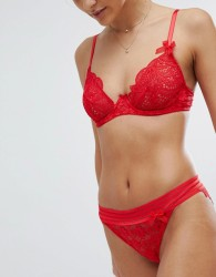 Lepel London Charlie Brief - Red
