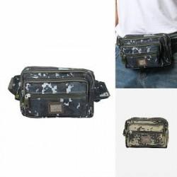 Lesara Bæltetaske med camouflagemønster