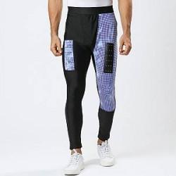 Lesara Sports-leggings i futuristisk look