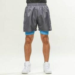Lesara Sports-shorts i 2-i-1 design