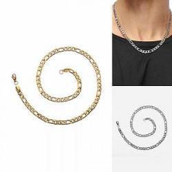 Lesara Stål-halskæde i kædedesign