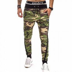 Lesara Sweatpants i camouflagedesign