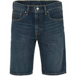 Levi's 502 Tapered Hemmed Jeans Shorts On The Roof
