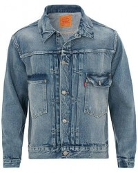 Levi's Made & Crafted Levi's Vintage Clothing 1953 Type II Denim Jacket Solar men S
