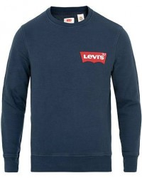 Levi's Modern Sweatshirt Batwing Dress Blues men L