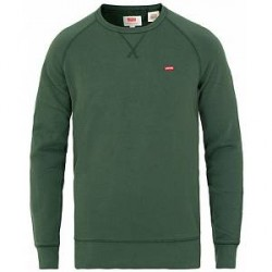 Levi's Original Icon Sweatshirt Python Green