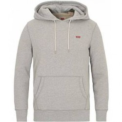 Levi's Original Pullover Hoodie Medium Grey Heather