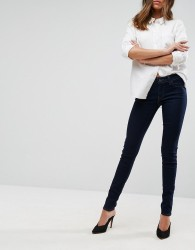 Levis 711 Mid Rise Skinny Jeans - Blue