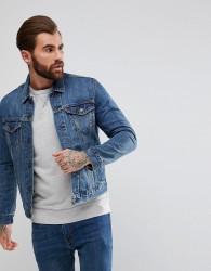 Levi's Denim Trucker Jacket The Shelf - Blue