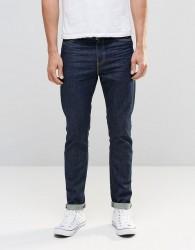 Levis Jeans 510 Skinny Fit Broken Raw Stretch - Blue