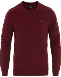 Lexington Bradley Crew Neck Sweater Dark Red men M