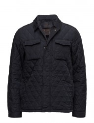 Lightweight Quilteshirt Jacket In Nylon Quality