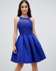 Little Mistress prom dress - Blue