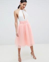Little Mistress Tulle Skirt - Pink