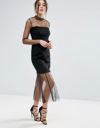 Little White Lies Amlina Maxi Dress - Black