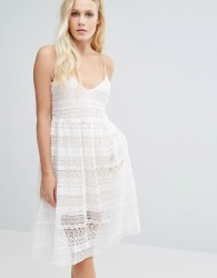 Little White Lies Impala Dress - White
