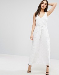 Little White Lies Maxi Dress - White