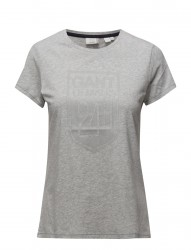 Lm. C-Neck Shield Ss T-Shirt
