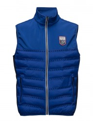 Lm. Panel Quilted Vest