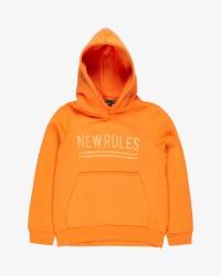 LMTD Limited Orange sweatshirt