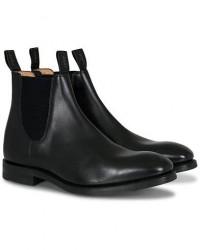 Loake 1880 Chatsworth Chelsea Boot Black Calf men UK10 - EU44 Sort
