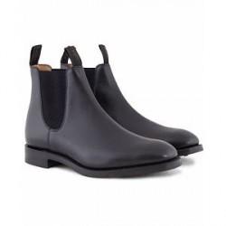 Loake 1880 Chatsworth Chelsea Boot Black Calf