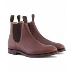 Loake 1880 Chatsworth Chelsea Boot Brown Calf