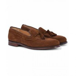 Loake 1880 MTO Temple Loafer Polo Suede