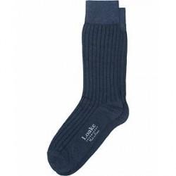 Loake 1880 Muirfield Sock Blue