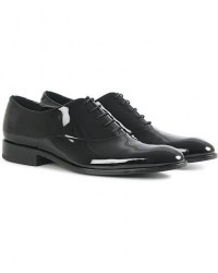 Loake Lifestyle Patent Black men UK11 - EU45 Sort
