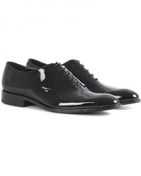 Loake Lifestyle Patent Black men UK6,5 - EU40,5 Sort